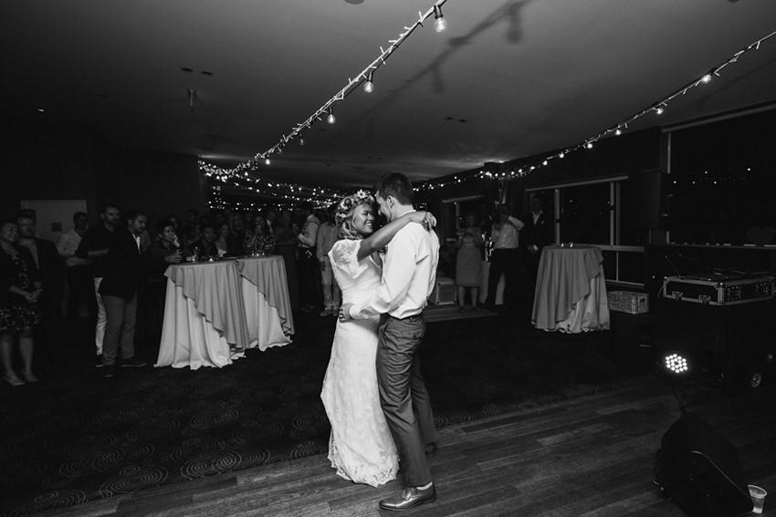 Boho- Vintage Wedding Reception // Photography ~ Bless Photography