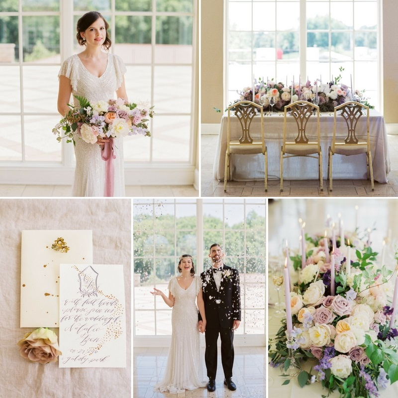 Romantic great gatsby wedding inspiration chic vintage brides romantic great gatsby wedding inspiration junglespirit