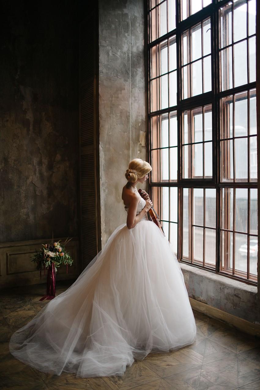 Timelessly Elegant Bride