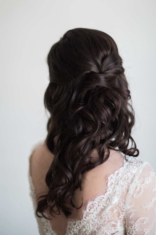 Long Bridal Hair Ideas
