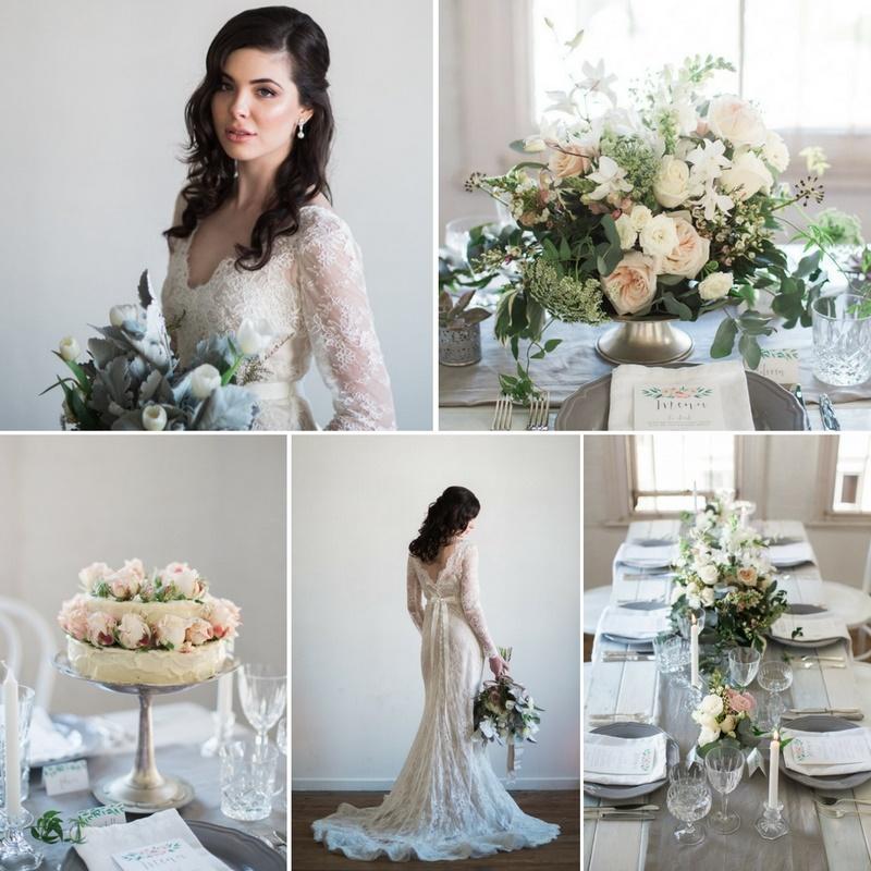 'Understated Elegance' - Romantic Wedding Inspiration