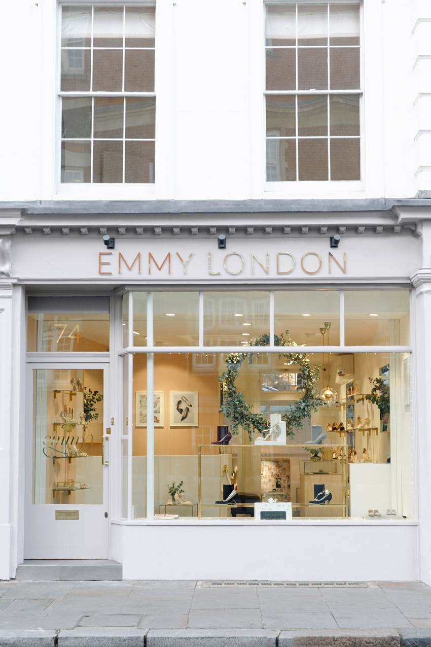 Emmy London's Flagship Boutique in Chelsea