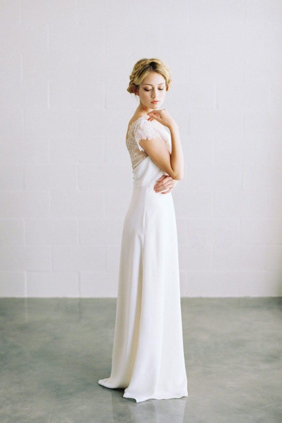 Ella\' Wedding Dress - Chic Vintage Brides : Chic Vintage Brides