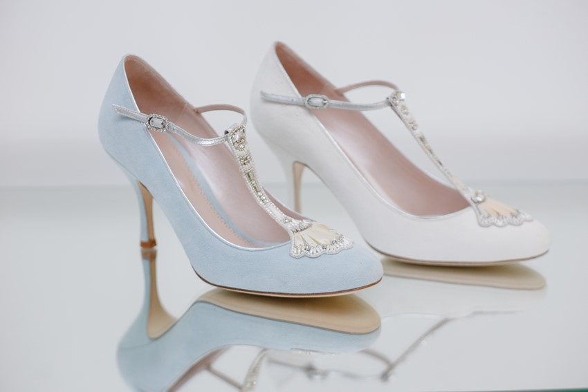 Serenity Bridal Shoes from Emmy London