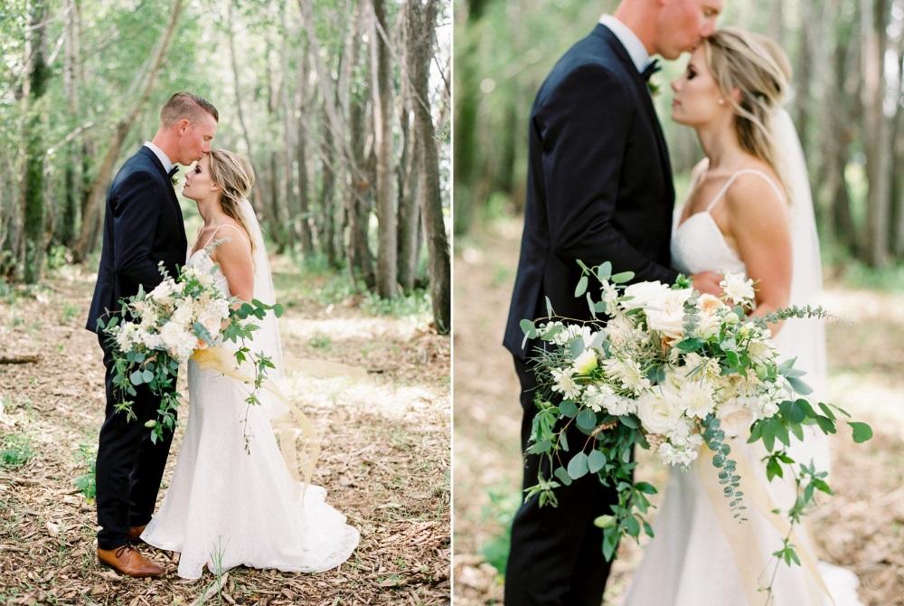 Romantic Bride & Groom Photos