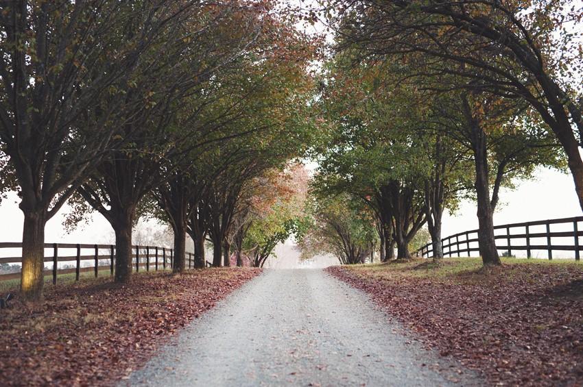 Fall Wedding Venue