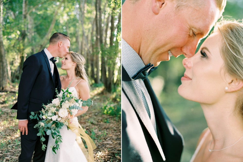 Romantic Bride & Groom Portraits