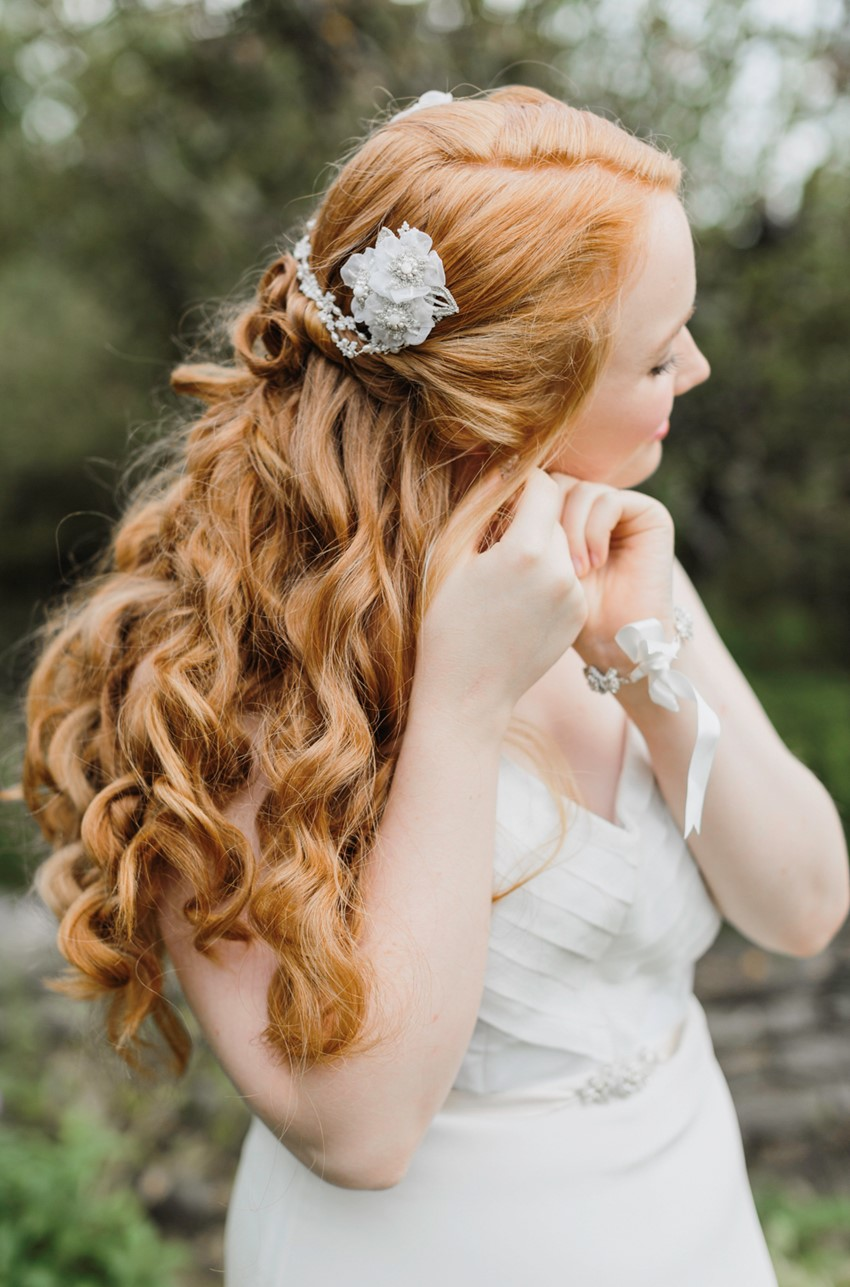 Bridal Hair Accessories from Edera