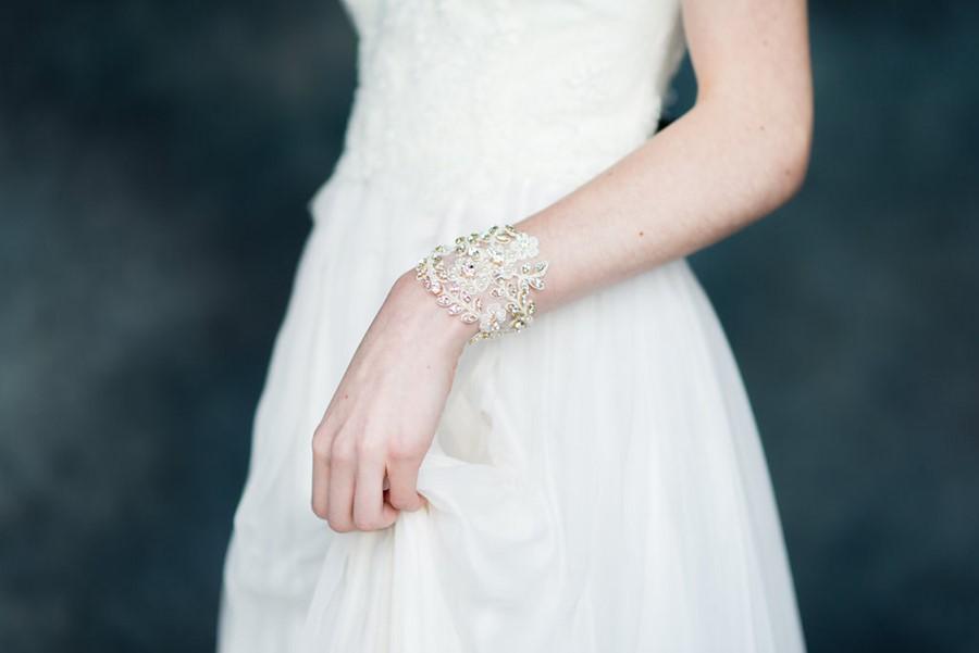 Millie Bridal Cuff
