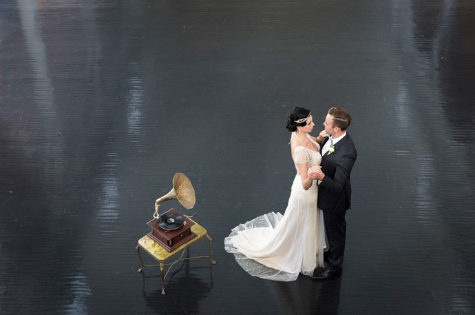 Art Deco Inspired Wedding
