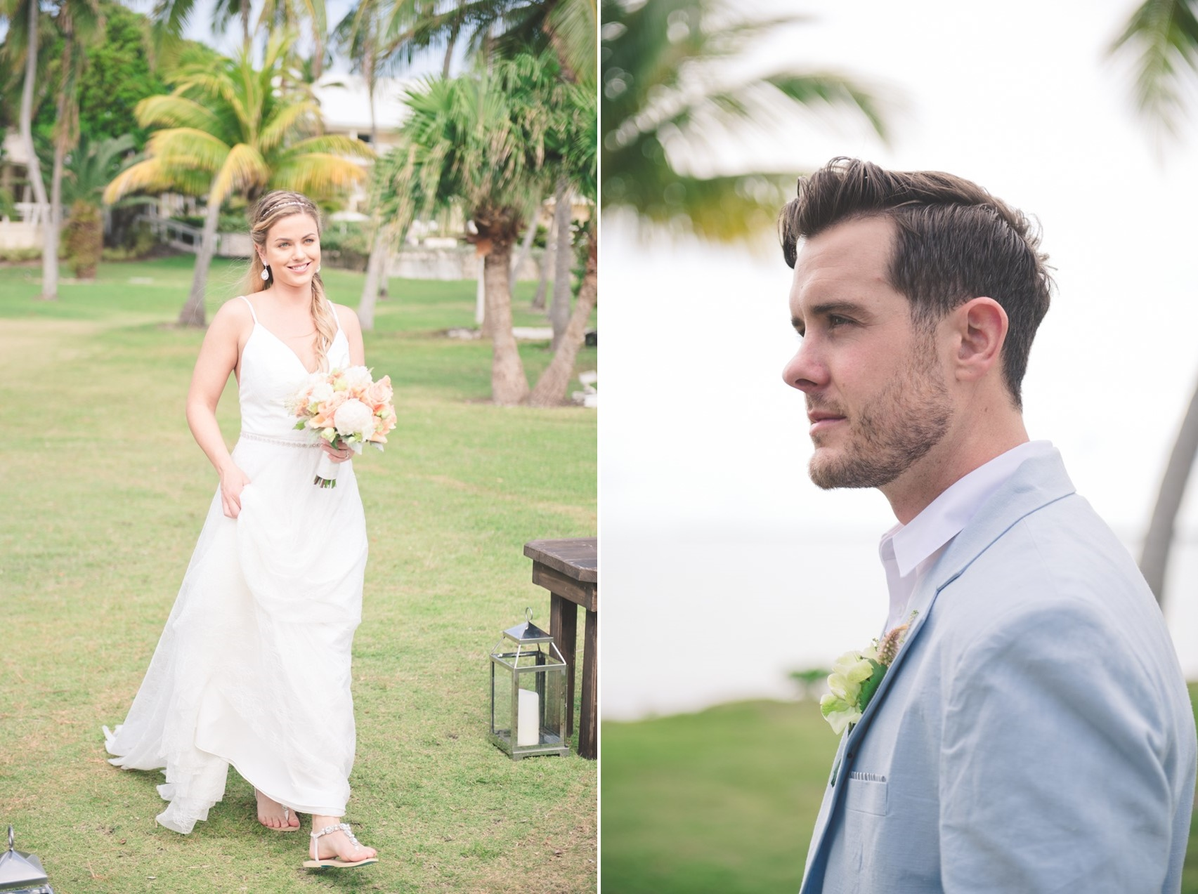 Abaco Beach Resort Destination Wedding Ceremony