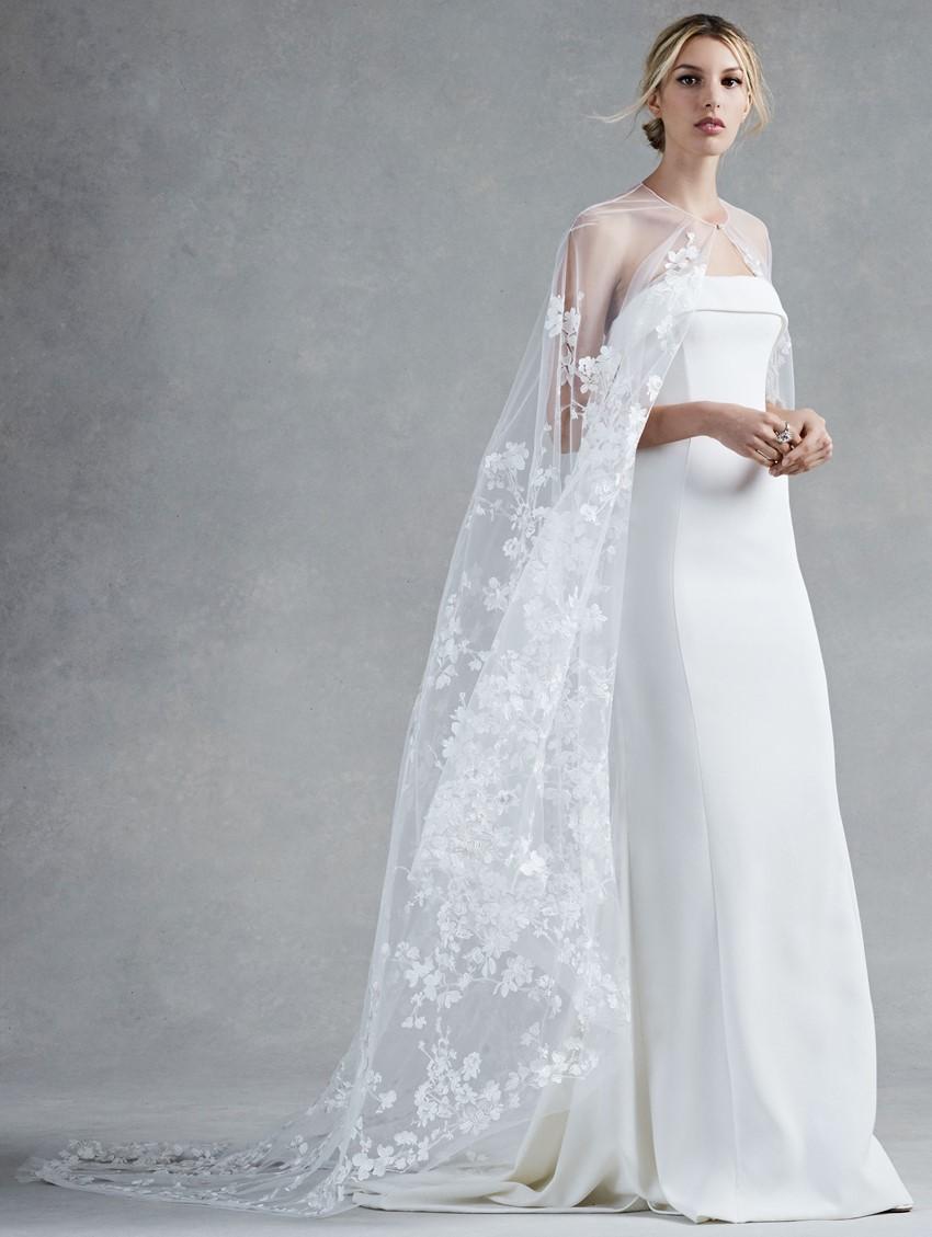Bridal Capes ~ Oscar De La Renta