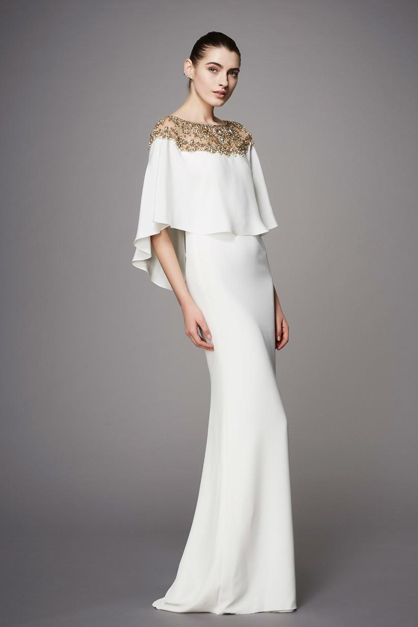 Bridal Capes ~ Marchesa