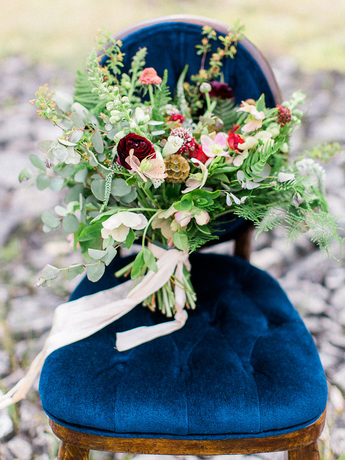 Elopement Just Pick Bouquet