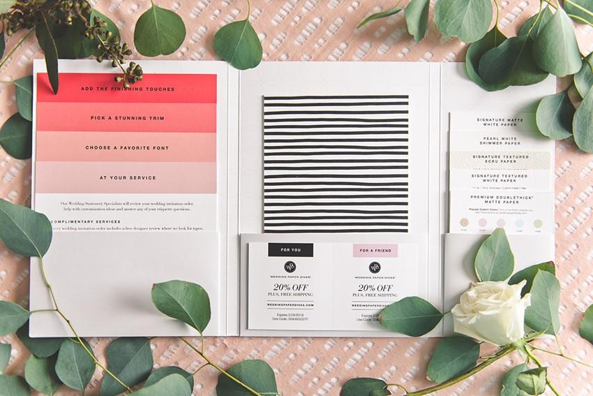 Wedding Paper Divas Free Sample Kits