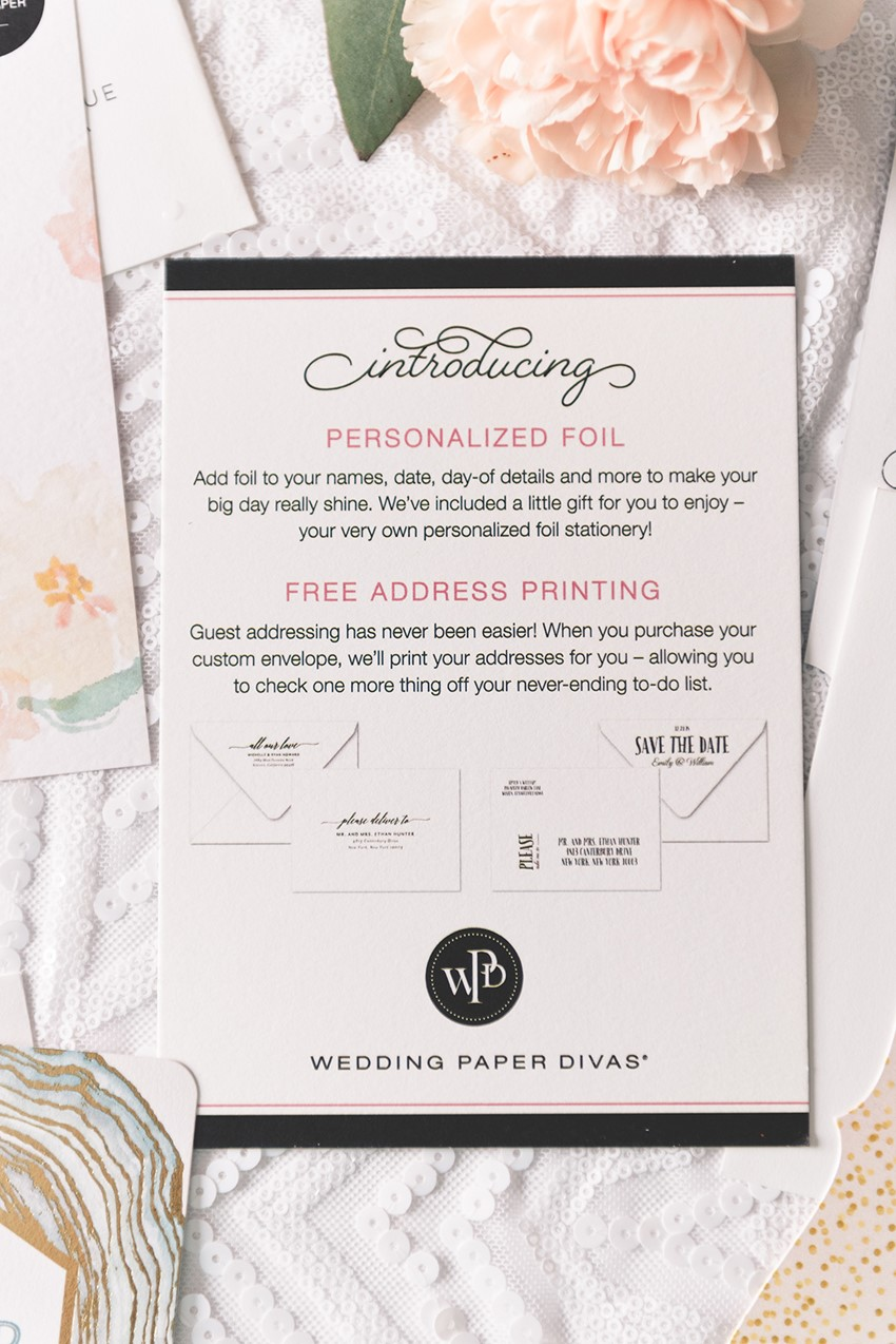 Wedding Paper Divas Free Sample Kits