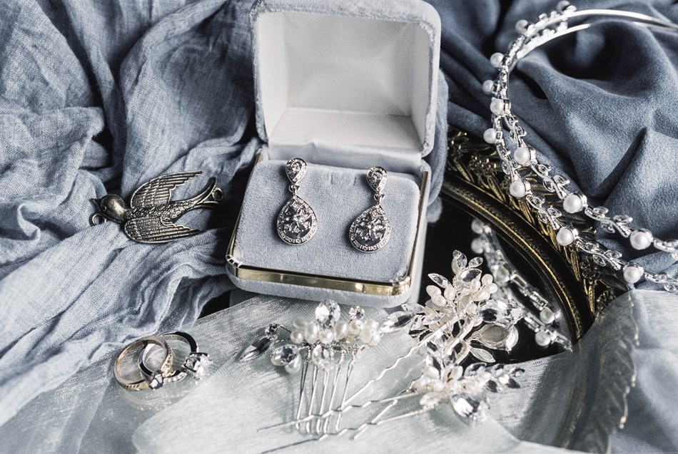 Romantic Vintage Bridal Accessories