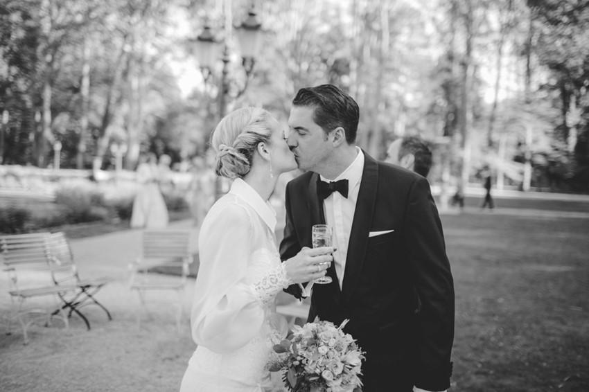 Romantic Outdoor Wedding Ceremony