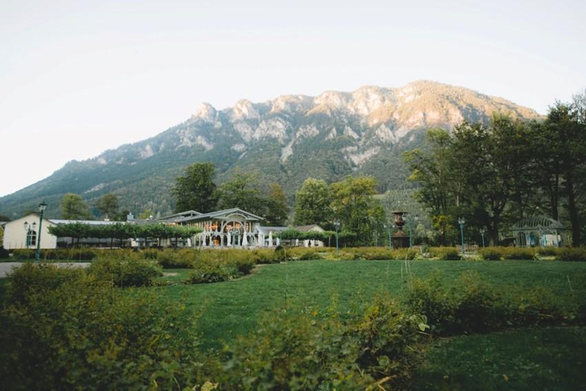 Austrian Mountain Wedding