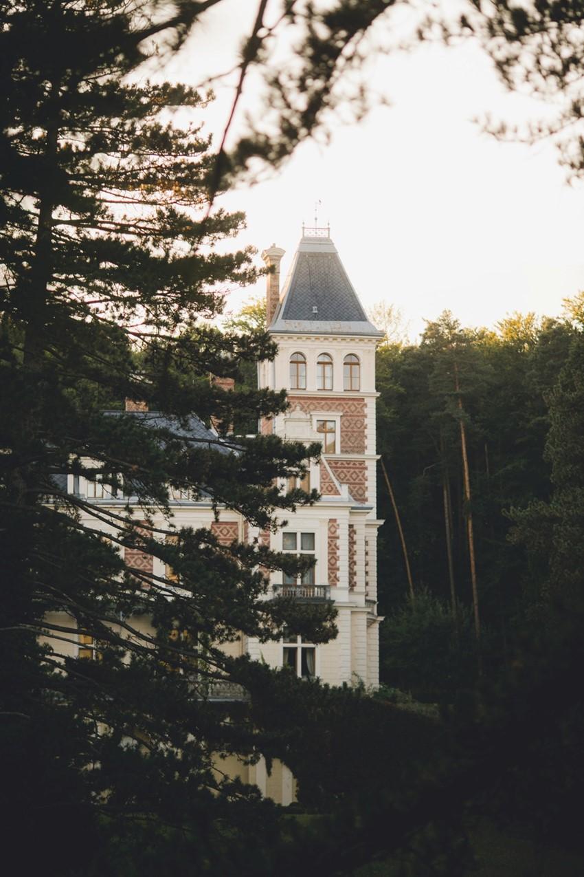 Vintage Austrian Castle Wedding