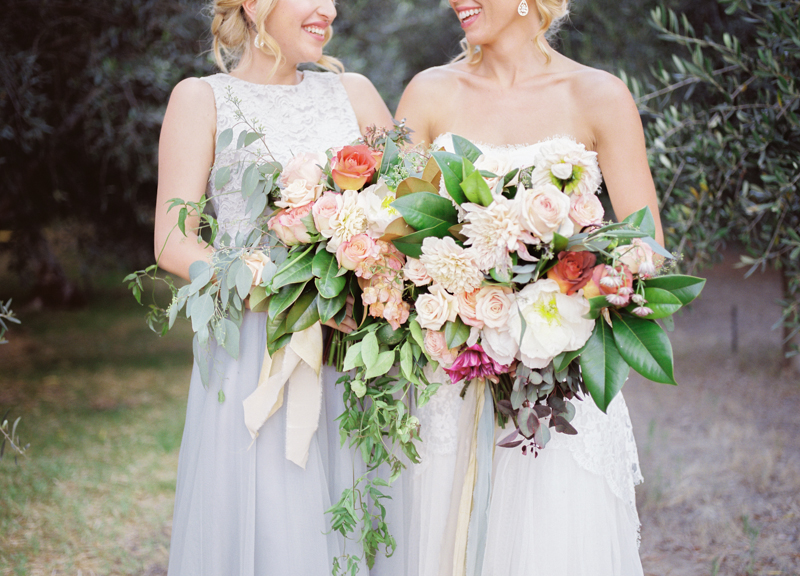 Lush Organic Bouquets