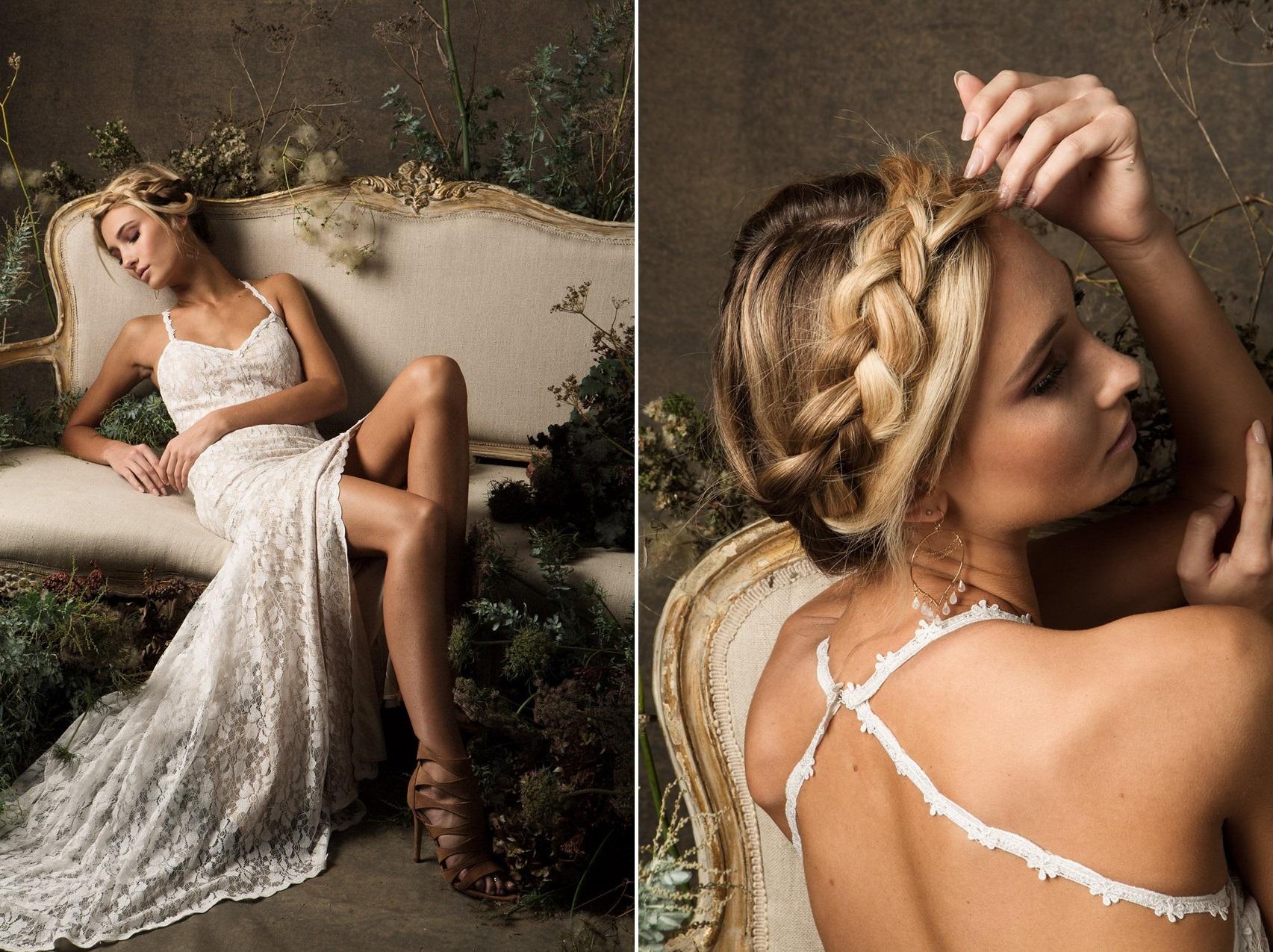 Boho Wedding Dresses from Dreamers & Lovers