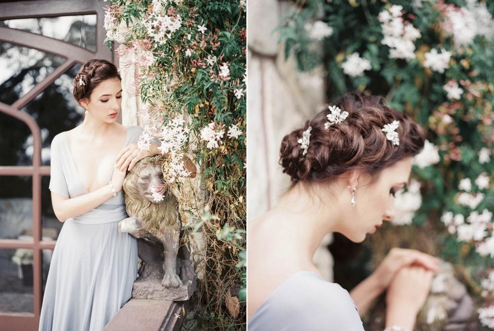 Romantic Old World Castle Wedding Inspiration
