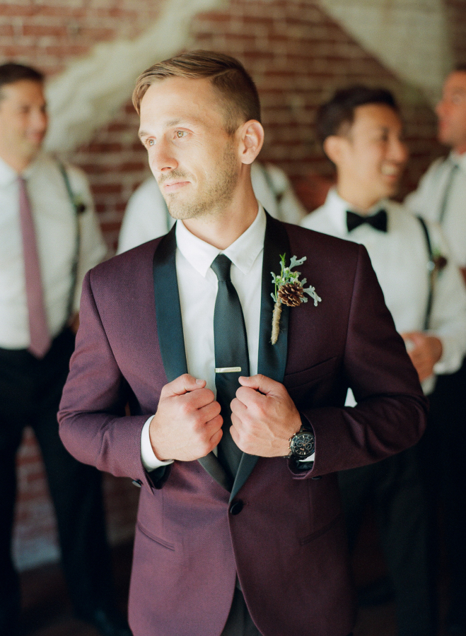Groom's Tie Bar