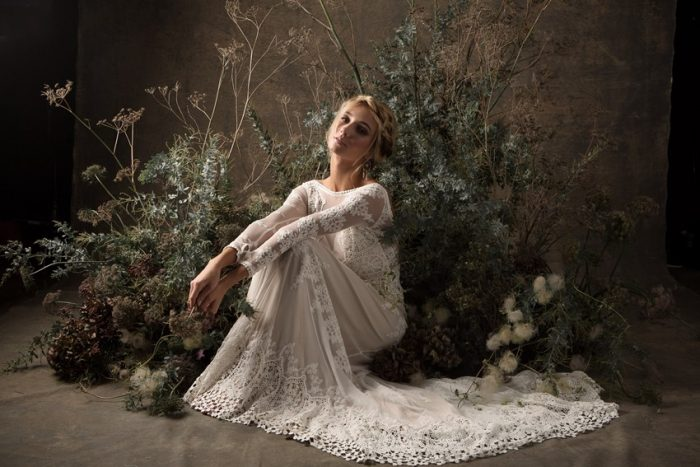 'Cloud Nine' - The Stunning New Bridal Collection from Dreamers & Lovers