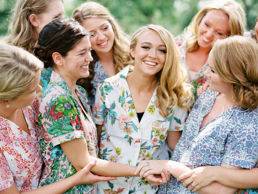 Bride & Bridesmaids Robes