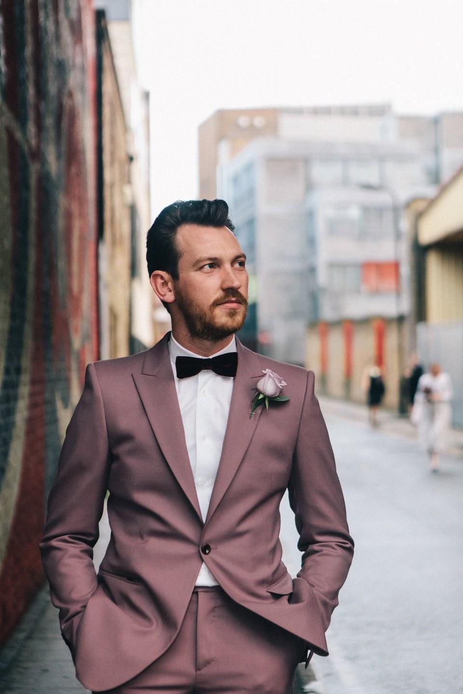 Bespoke Groom's Suit
