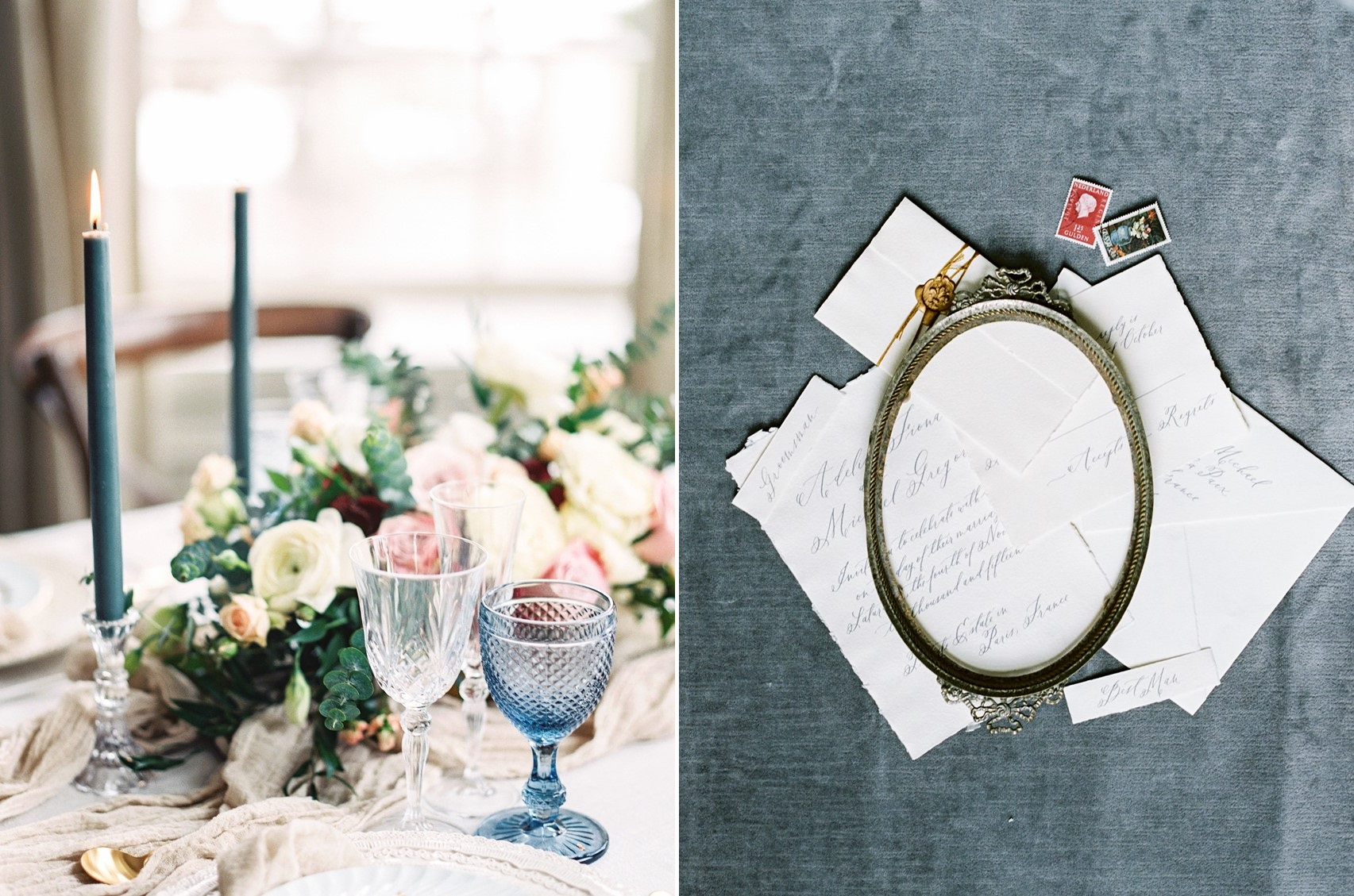 Elegant Fairytale Wedding Inspiration