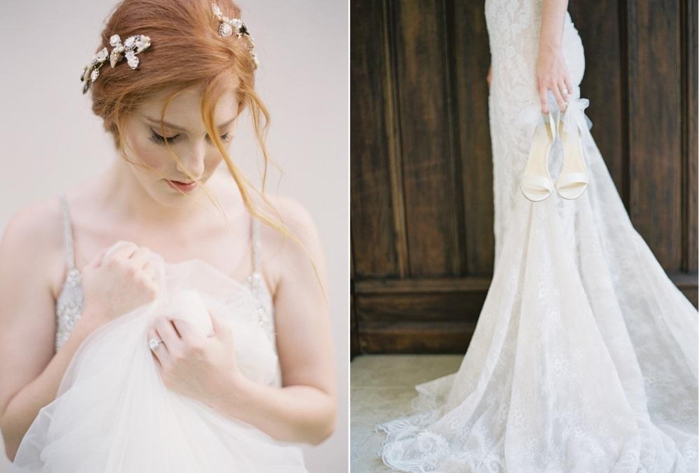 Romantic Bridal Photos