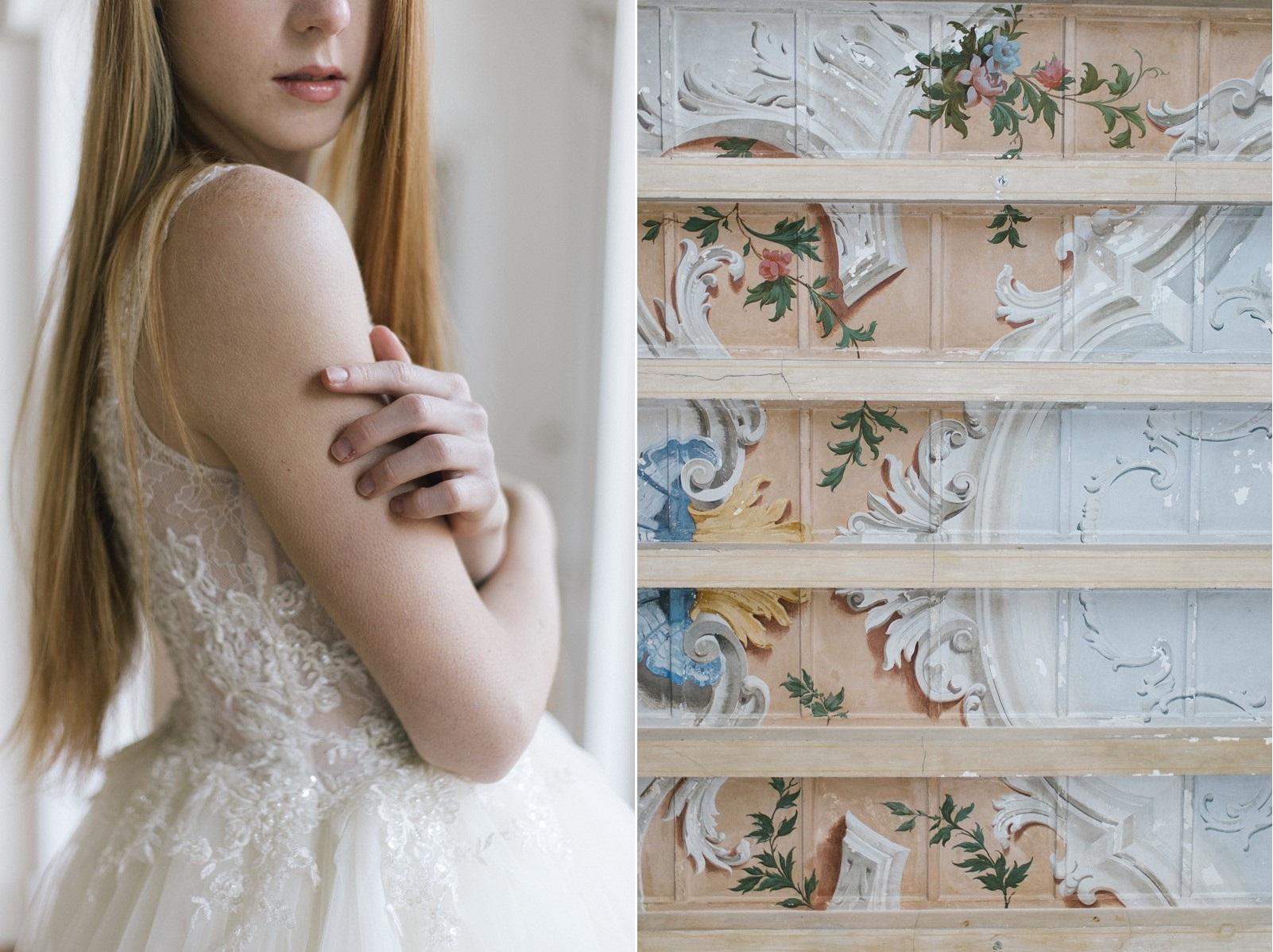 Fairytale Bride & Italian Villa