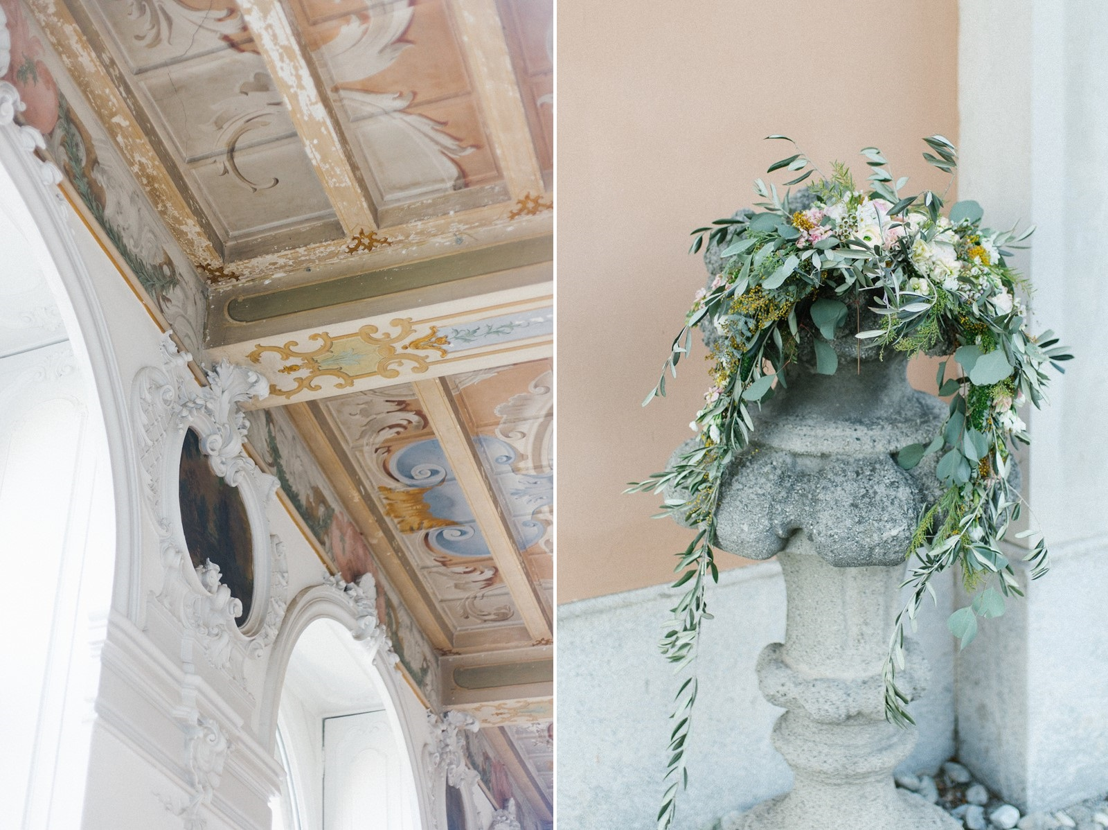 Historic XVII Century Villa Wedding Venue