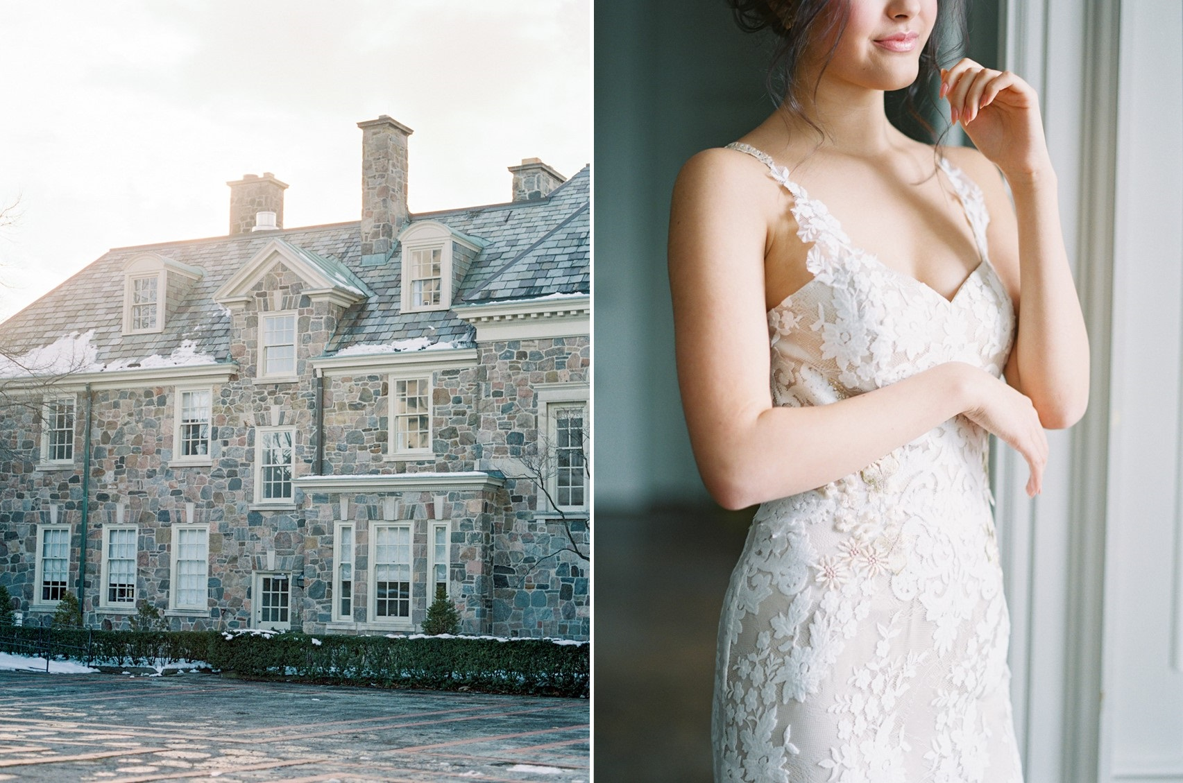 Fairytale Chateau Wedding Inspiration