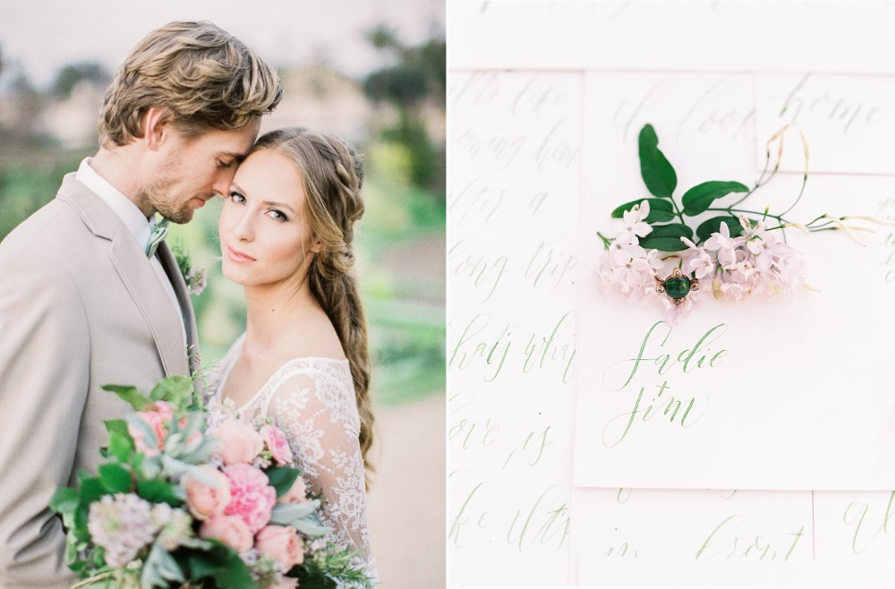 Spring Farm-to-Table Wedding Inspiration