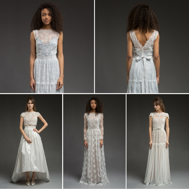 'Morning Mist' - The Enchanting New Bridal Collection from Katya Katya Shehurina