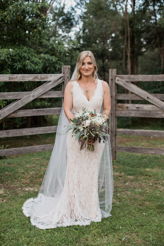 Rustic Vintage Bride