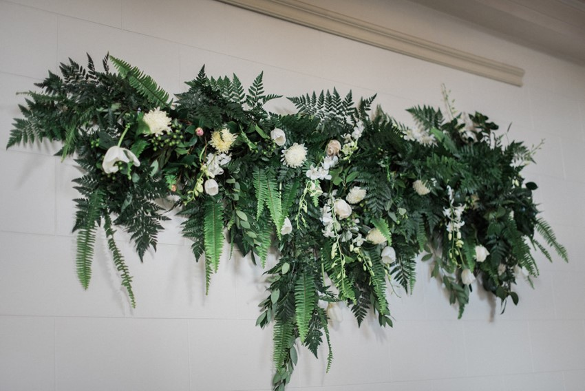 Greenery Wedding Flowers