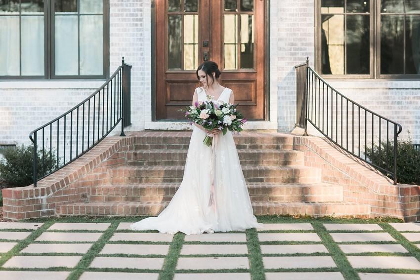 Elegant Vintage Inspired Bride
