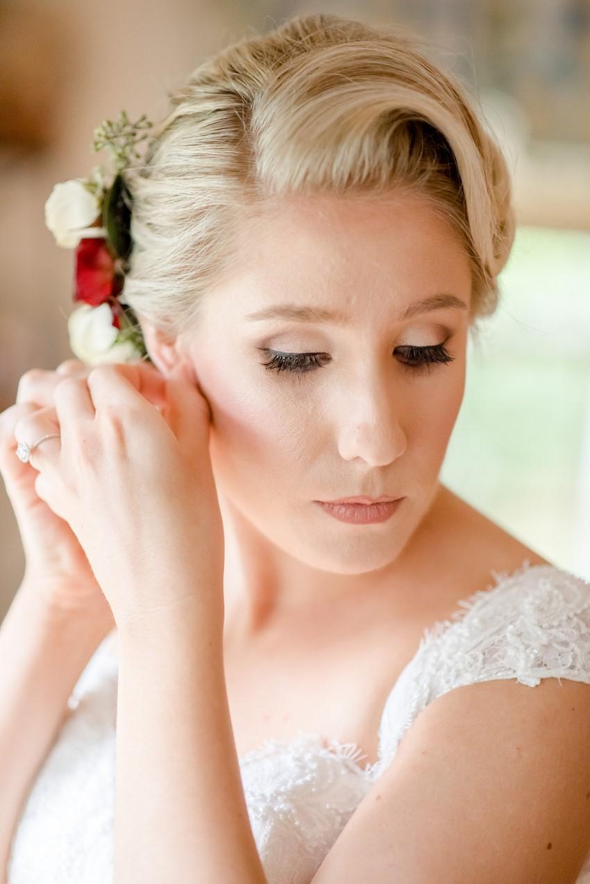 Timeless Romantic Bridal Makeup