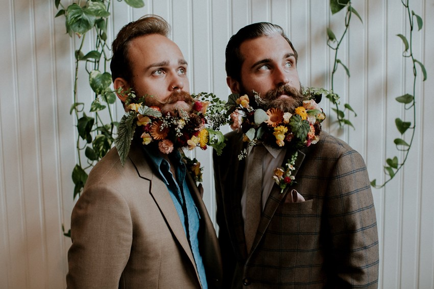 LGBTQ Wedding Inspiration