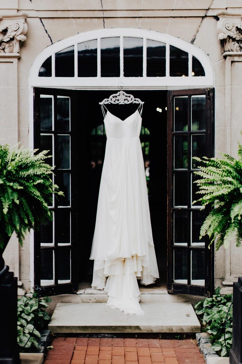 Downton Abbey Inspired Wedding Dress