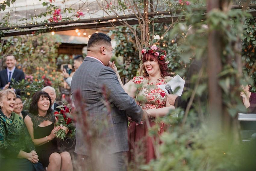 Wedding Ceremony Moments