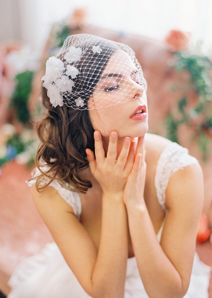 JANUARY ROSE BRIDAL - Chic Vintage Brides : Chic Vintage ...