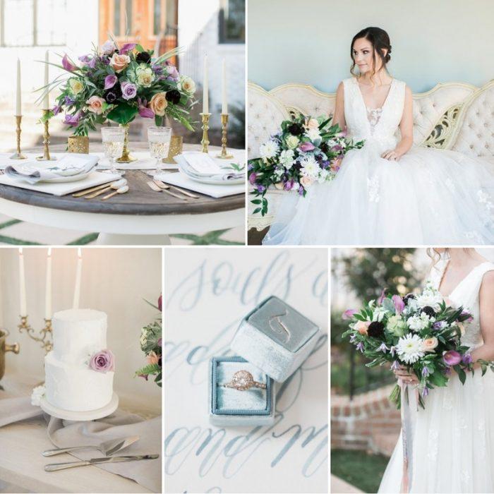 European Elegance Wedding Inspiration