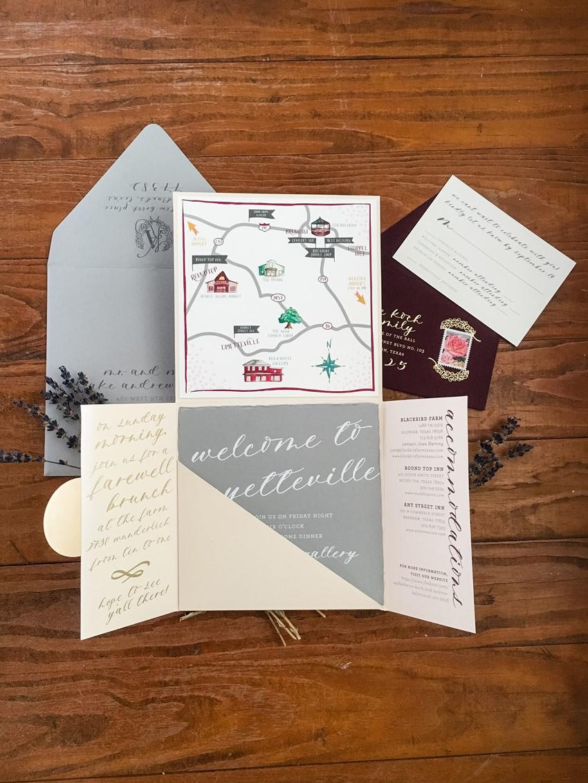 Elegant Bespoke Wedding Stationery