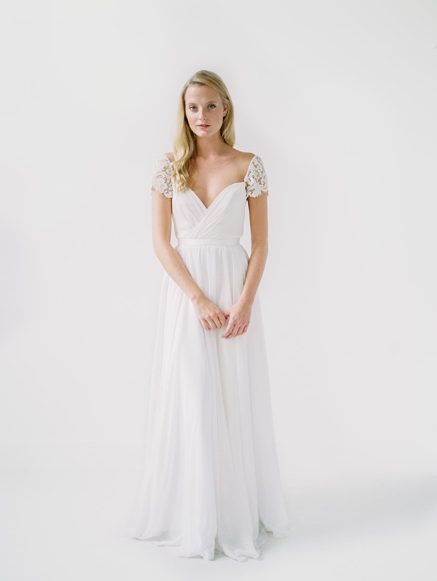 Mary Wedding Dress from Truvelle