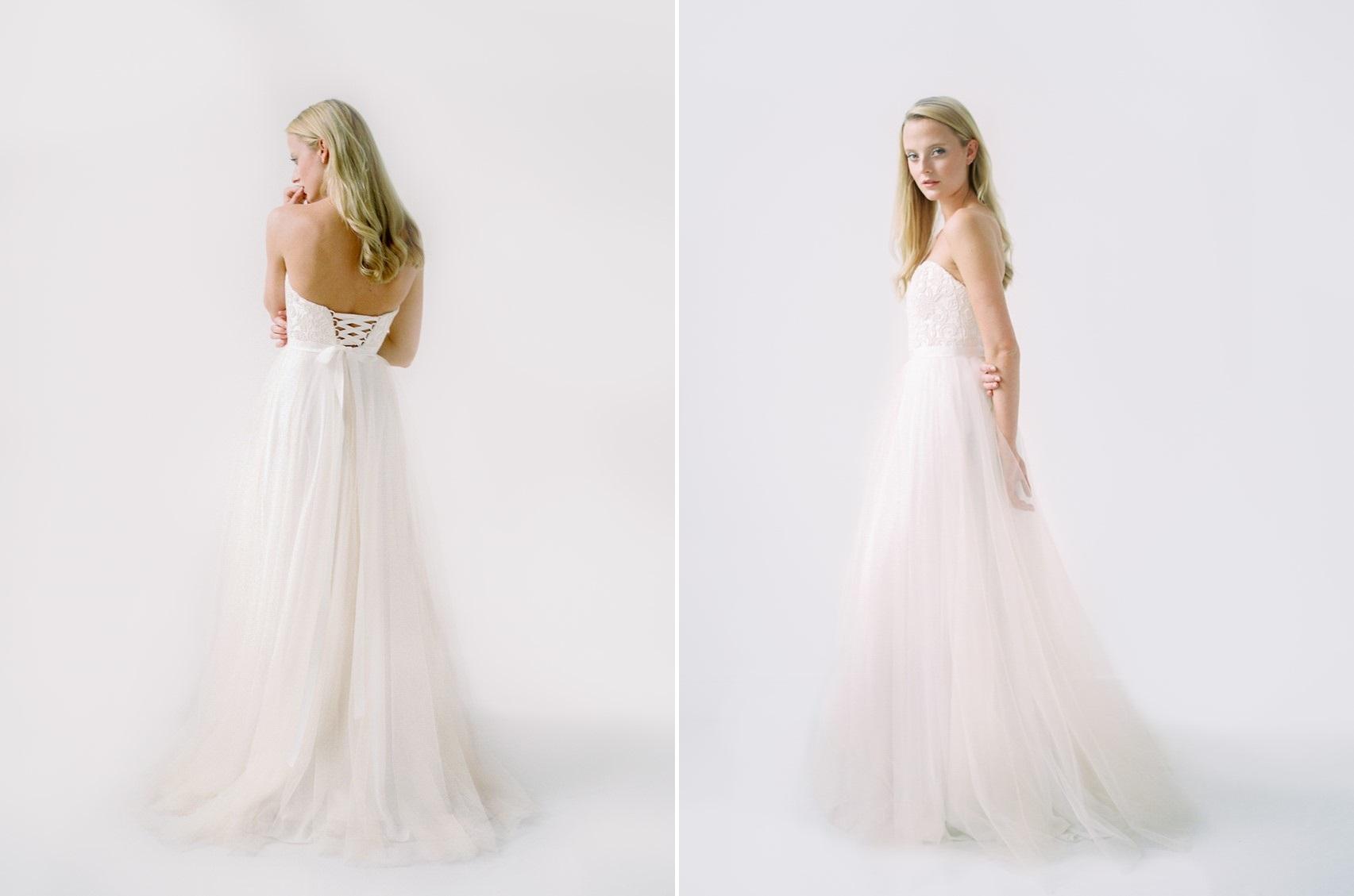 Britt Wedding Dress from Truvelle
